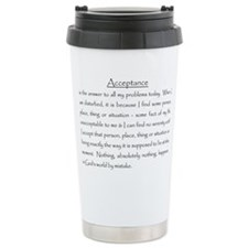 Unique Recovery Thermos Mug