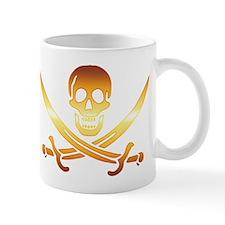 Pirate logo e8 Mug