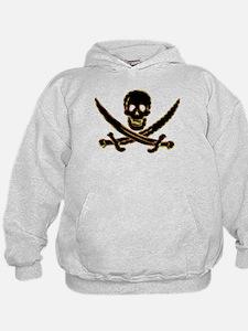 Pirate logo e7 Hoodie
