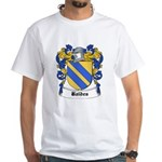 Baides Coat of Arms White T-Shirt