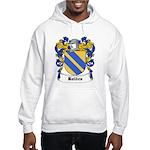 Baides Coat of Arms Hooded Sweatshirt