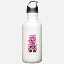 PIG - LOVE TO BE ME Water Bottle