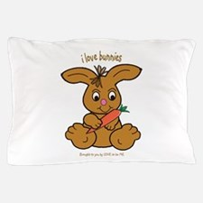 BUNNY - LOVE TO BE ME Pillow Case