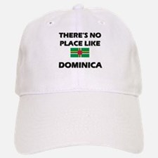 There Is No Place Like Dominica Baseball Baseball Cap