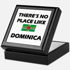 There Is No Place Like Dominica Keepsake Box