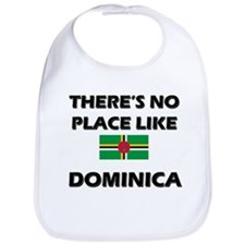 There Is No Place Like Dominica Bib