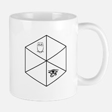 Third Eye Chakra Bind Rune Mug