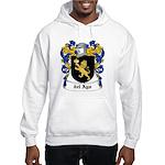 del Ayo Coat of Arms Hooded Sweatshirt
