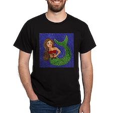 Mermaid and Starfish T-Shirt