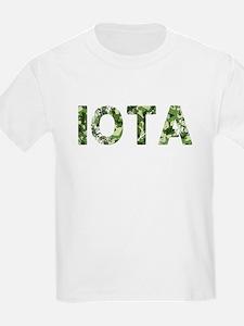 Iota, Vintage Camo, T-Shirt