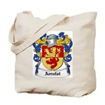 Arrufat Coat of Arms Tote Bag