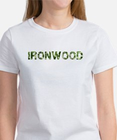Ironwood, Vintage Camo, Women's T-Shirt