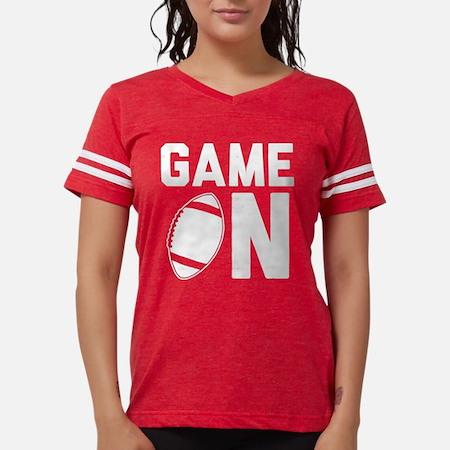 Game On Womens Football Shirt
