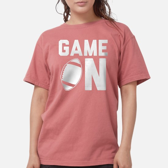 Game On Womens Comfort Colors Shirt