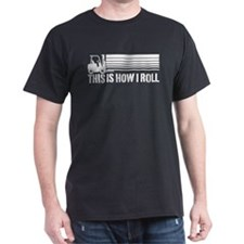 This Is How I Roll Forklift T-Shirt