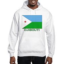 Flag of Djibouti Hoodie