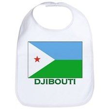 Flag of Djibouti Bib