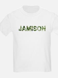Jamison, Vintage Camo, T-Shirt