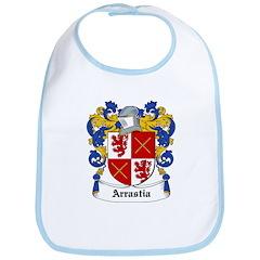 Arrastia Coat of Arms Bib