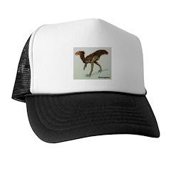 Oviraptor Dinosaur Trucker Hat