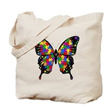 Cool Autism Tote Bag