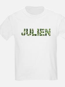 Julien, Vintage Camo, T-Shirt