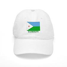 Djibouti Flag Stuff Baseball Cap