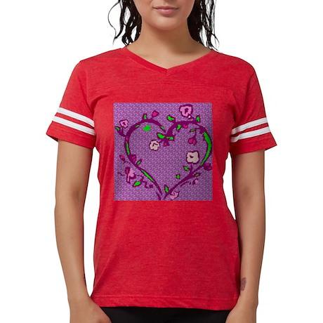 purplehearts.BMP Womens Football Shirt