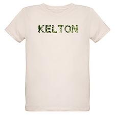 Kelton, Vintage Camo, T-Shirt