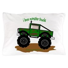 MONSTER TRUCK - LOVE TO BE ME Pillow Case