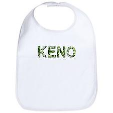 Keno, Vintage Camo, Bib