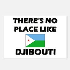 There Is No Place Like Djibouti Postcards (Package