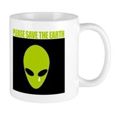 Mug - Please save the earth