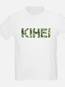 Kihei, Vintage Camo, T-Shirt