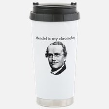Cute Monks Travel Mug