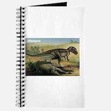 Allosaurus Dinosaur Journal