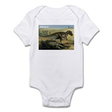 Allosaurus Dinosaur Infant Bodysuit