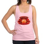 Molotov Cocktail Racerback Tank Top