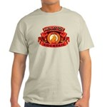 Molotov Cocktail Light T-Shirt
