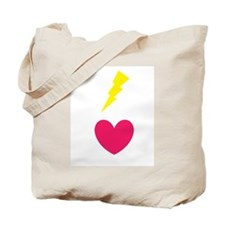 Flashheart Tote Bag