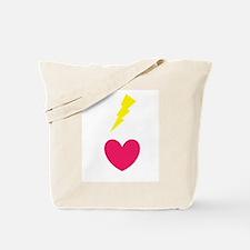 Flashheart Tote Bag
