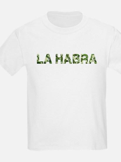 La Habra, Vintage Camo, T-Shirt