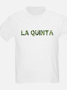 La Quinta, Vintage Camo, T-Shirt