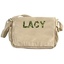 Lacy, Vintage Camo, Messenger Bag