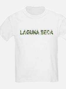 Laguna Seca, Vintage Camo, T-Shirt