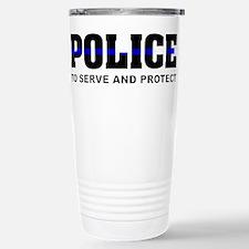 Police Travel Mug