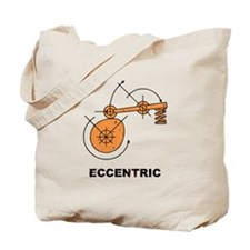 Eccentric Tote Bag