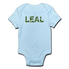 Leal, Vintage Camo, Infant Bodysuit