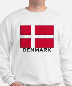 Denmark Flag Gear Sweatshirt