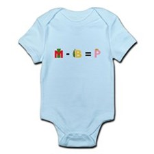 The Mario Equation Infant Bodysuit